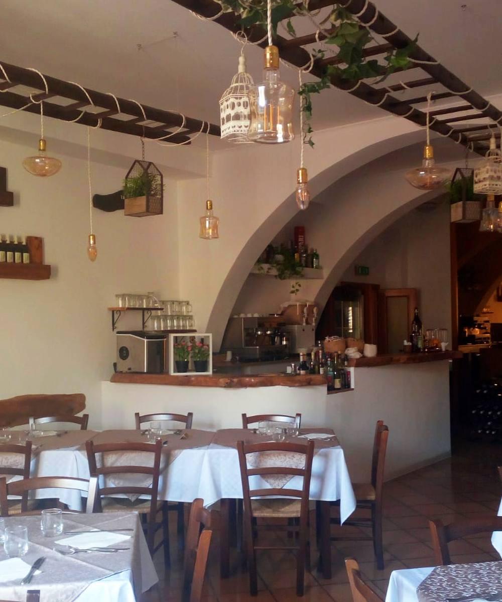 Hotel Ancajani Assisi - Ristorante