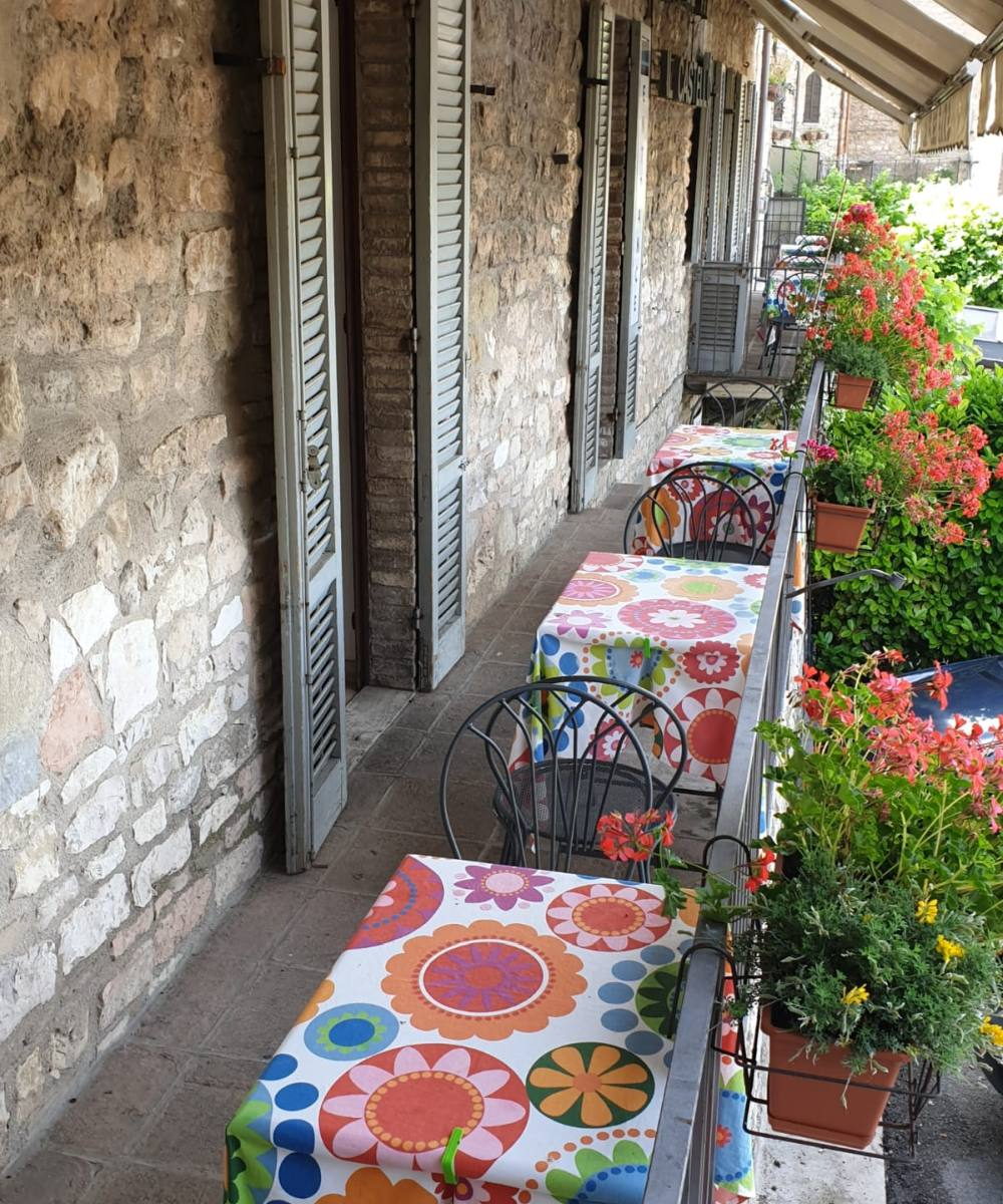 Hotel Il Castello Assisi - Esterni