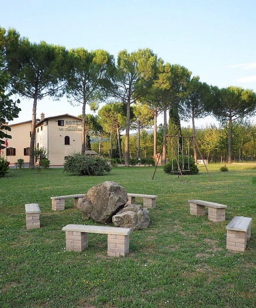 Hotel La Torretta Assisi - Albergo